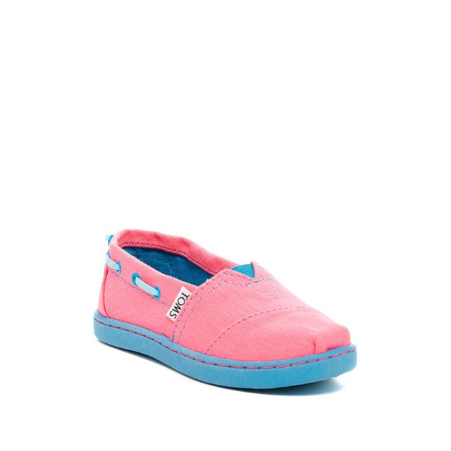 Youth Bimini - Hot Pink-Blue