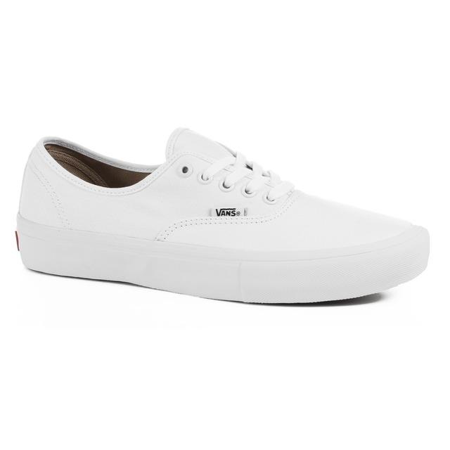 Vans Authentic Pro Skate True White/ True White