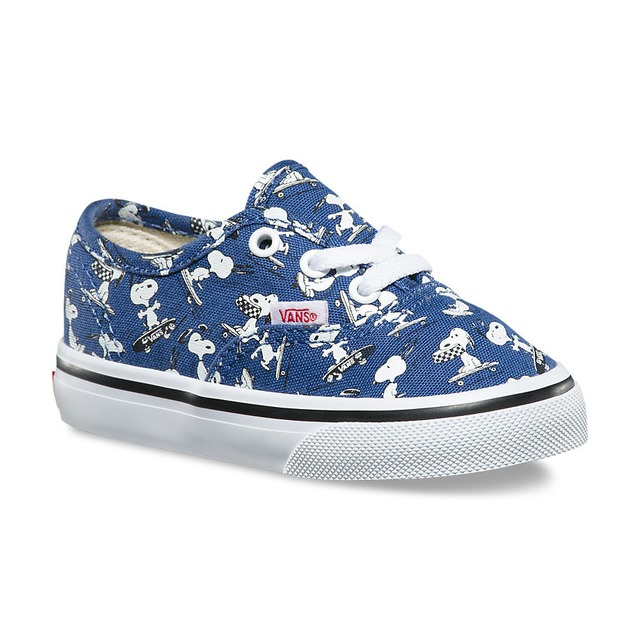 Vans Authentic Sneakers Snoopy/ Skating