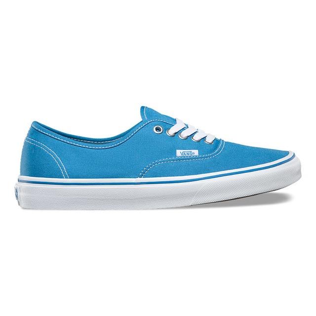 Vans Authentic (Canvas) Cendre Blue/True White