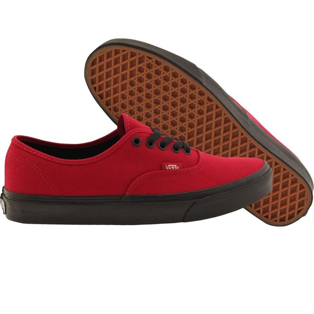 Authentic - (Blacksole) Jester Red