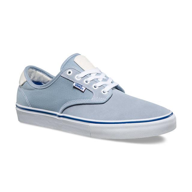 Vans Chima Ferguson Pro Blue Fog/ White