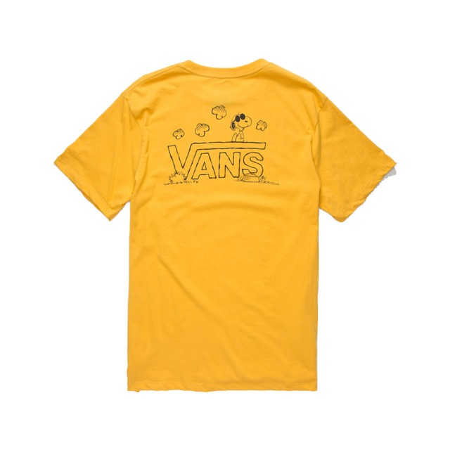 Vans Classic Snoopy Mineral Yellow