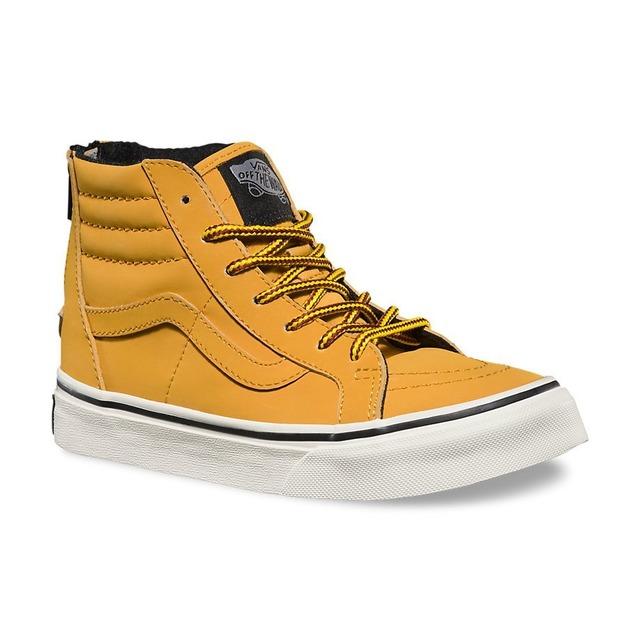 Vans Sk8-Hi Zip (MTE) Honey/ Leather