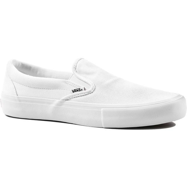 Vans Slip-On Pro White/White