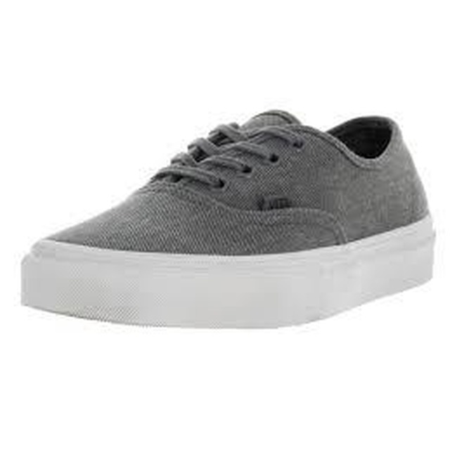 Vans Womens Authentic (Overwashed) Pewter