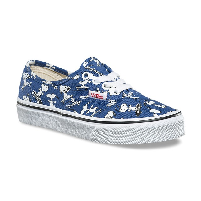 Vans Youth Authentic Snoopy/ Skating