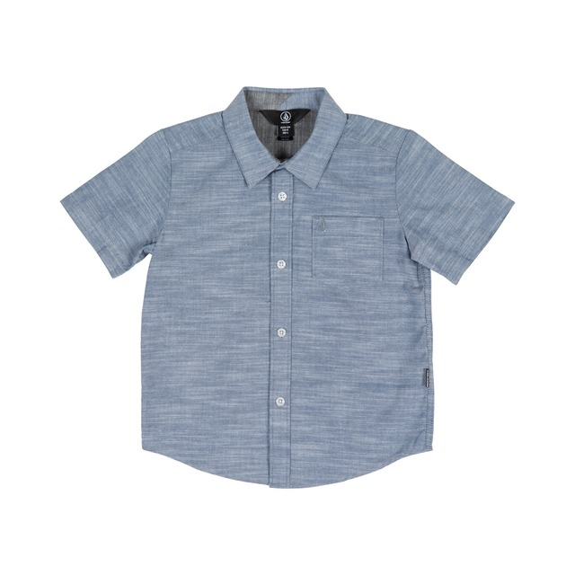 Volcom Everett Oxford Smokey Blue