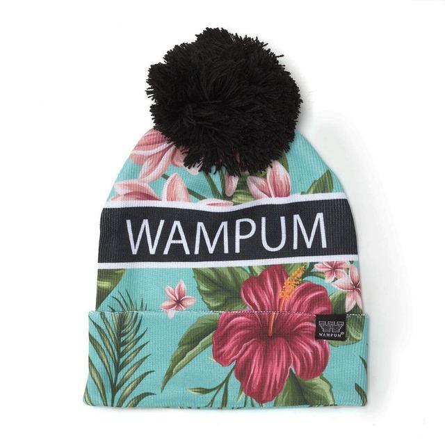 Wampum Pom Floral