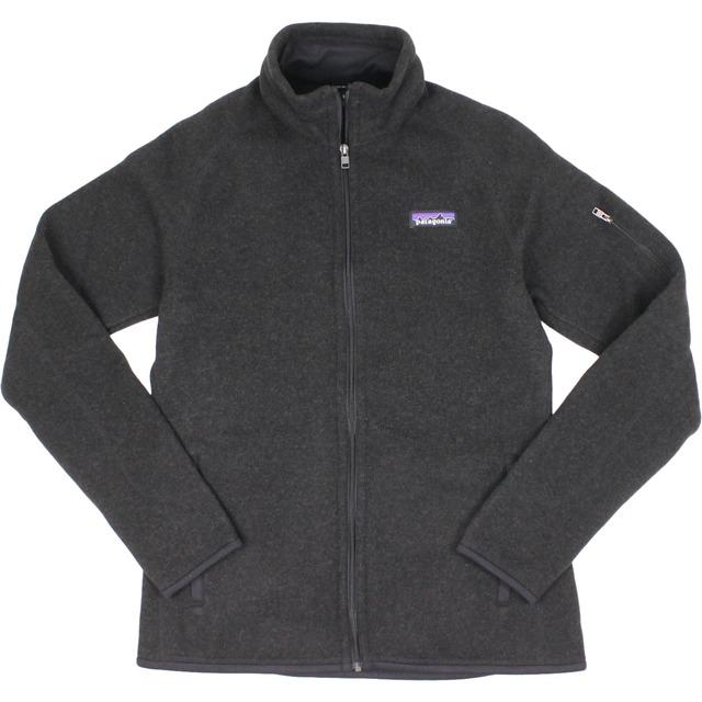 Patagonia W's Better Sweater Full Zip Black