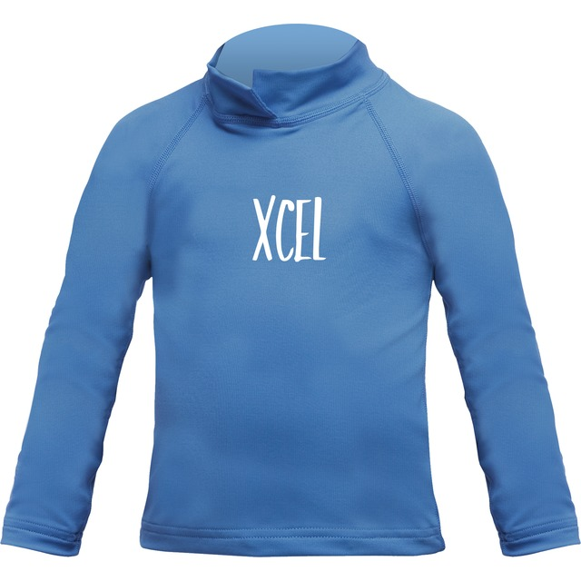 Xcel T Malibu LS UV Faience Blue