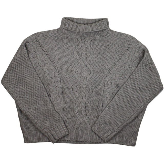 Yacht Knit  - Grey Marle