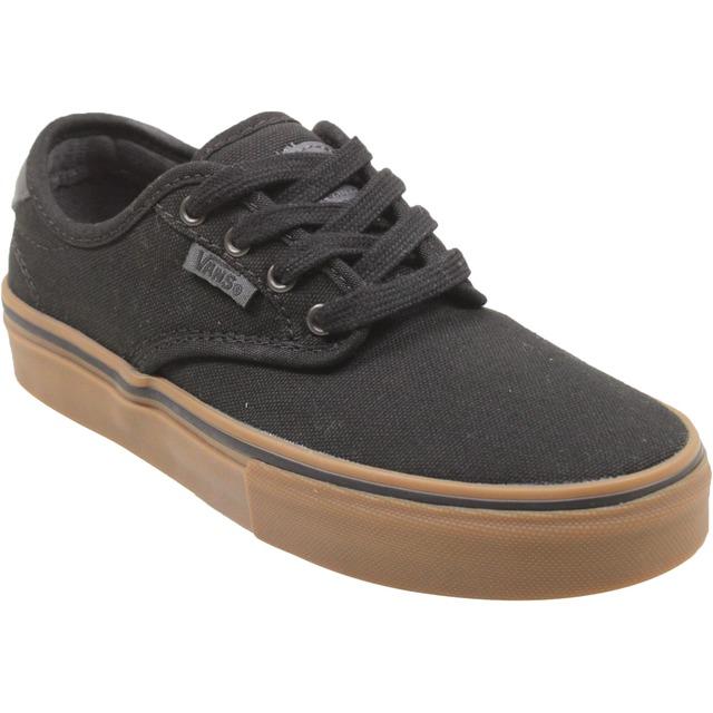 Vans Youth Chima Ferguson Pro Black/Grey/Gum