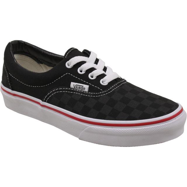 Vans Youth Era (Tonal Check) Black