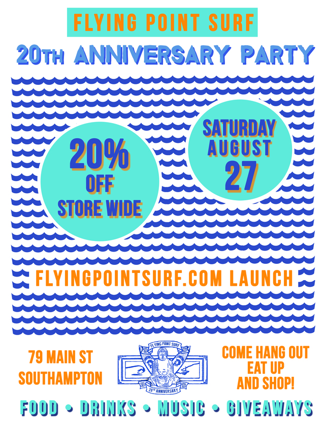 20th Anniversary Party!